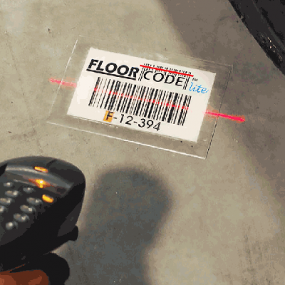 Tough Situation Labels FloorCode Lite Labels