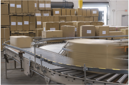 Carton, Dispatch & Pallet Labels