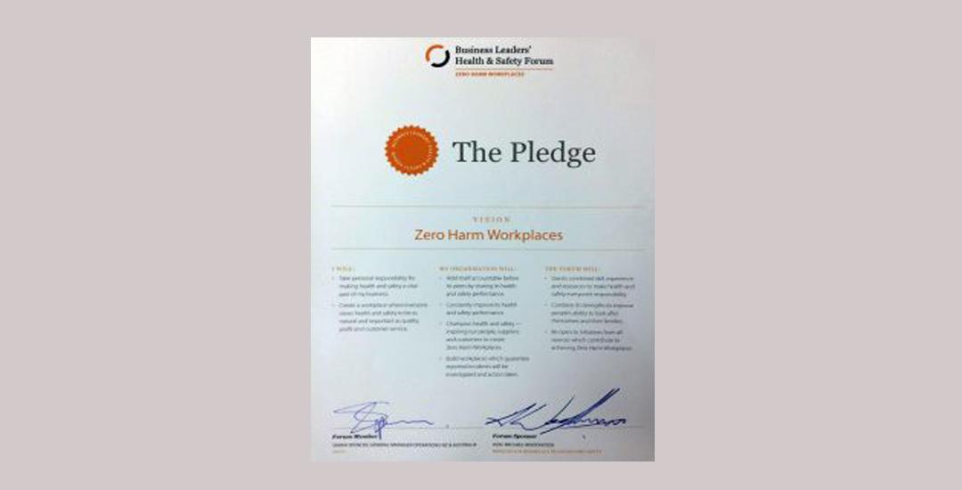 May 2017 – Zero Harm